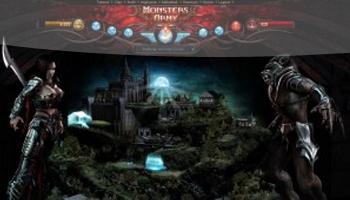 Browsergame Monsters Army